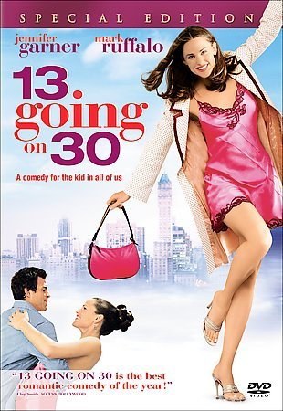 13 Going on 30 DVD Cover-copyrighted image