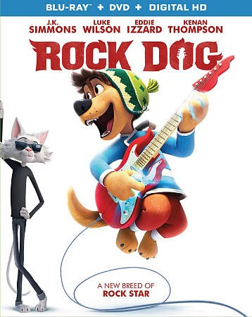 Rock Dog DVD Cover-copyrighted image