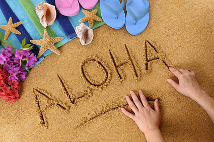 Aloha Beach Party-copyright david_franklin/Fotolia.com