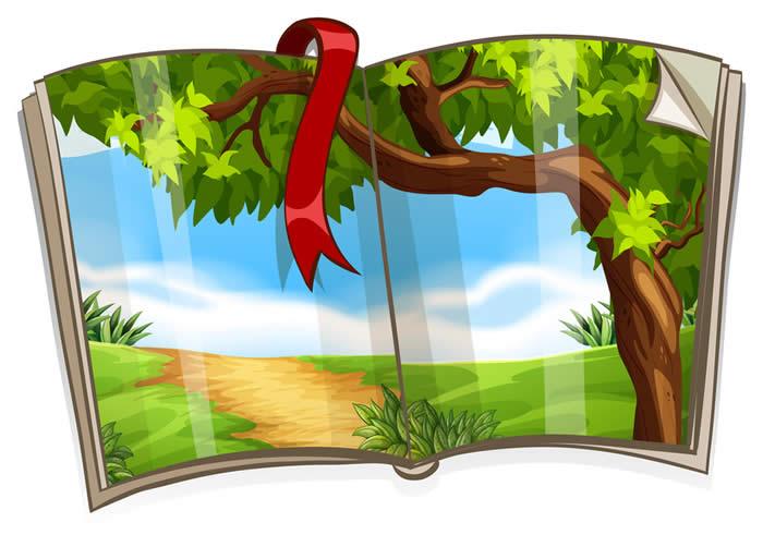 Open Book with Tree-copyright blueringmedia/Fotolia.com