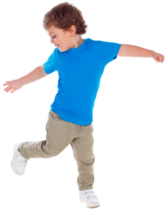 Boy Dancing-copyrighted image