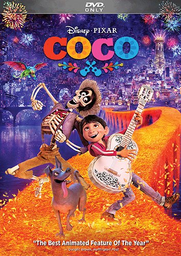 Coco DVD Cover-copyrighted image