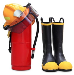 Firefighting Gear-copyrighted image