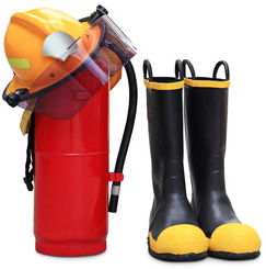 Firefighting Gear-copyright tatajantra/Fotolia.com