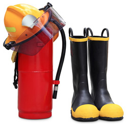 Firefighting Gear-copyrighted image/Fotolia.com