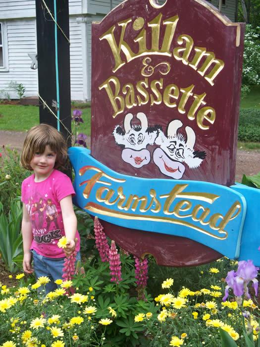 Killam & Bassette Farmstead-photo used with permission