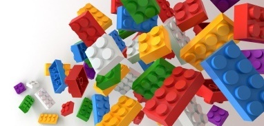 Lego Bricks-copyrighted image