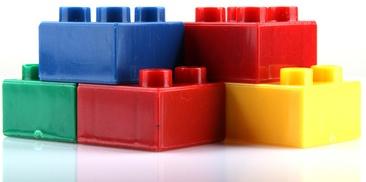 Lego Bricks-copyrighted image