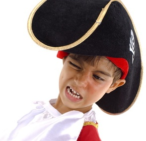 Pirate Boy-copyright Vinicius Tupinamba/Fotolia.com