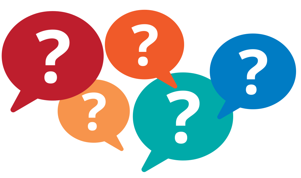 Question Marks-Clipart Library