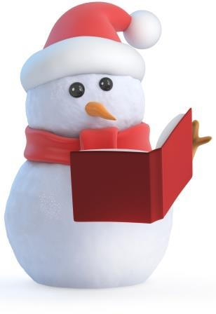 Snowman-copyrighted image