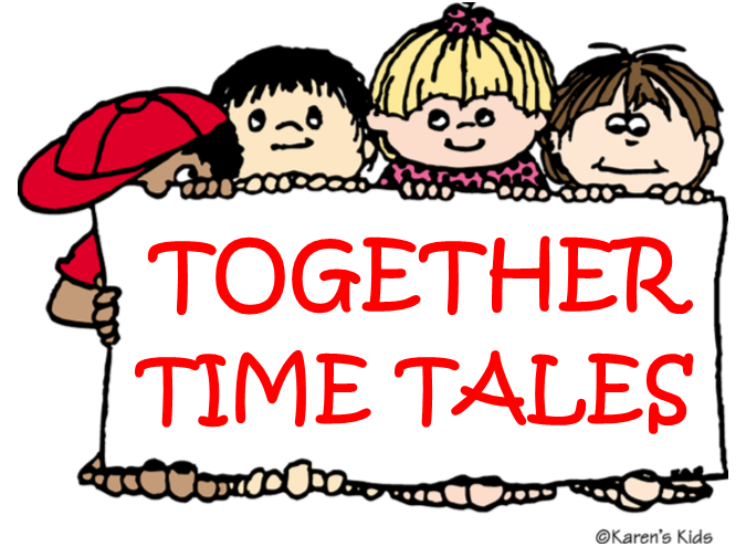 Together Time Tales Logo-copyrighted image