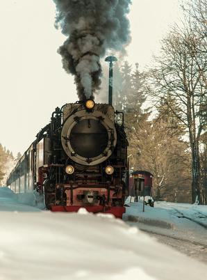 Steam Train-copyright Janni/Fotolia.com