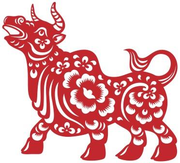 Year of the Ox-copyrighted image