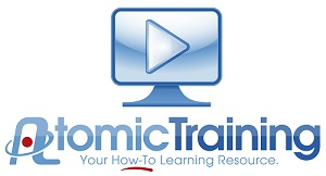 Atomic Training Logo/Button
