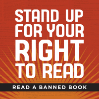 Banned Books Week 2016 Badge