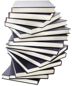 Book Stack-Fanned-copyrighted image/Fotolia.com