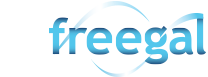 Freegal Movies & Television Logo