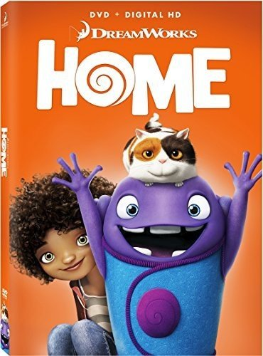 """Home"" DVD Cover-copyright Dreamworks"