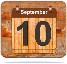 September 10-copyright Javier Castro/Fotolia.com