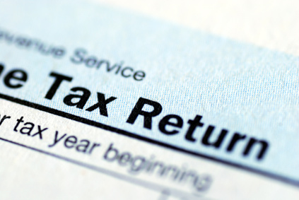 Tax Form-copyrighted image/Fotolia.com