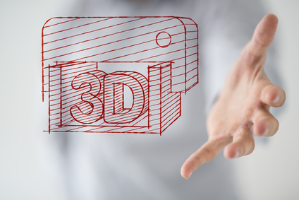 3D Printing-copyrighted image/Fotolia.com