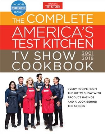 America's Test Kitchen Book Cover