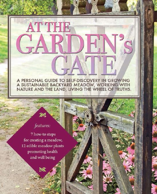 At the Garden's Gate Book Cover-used with permission