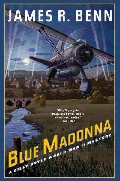 Blue Madonna Book Cover