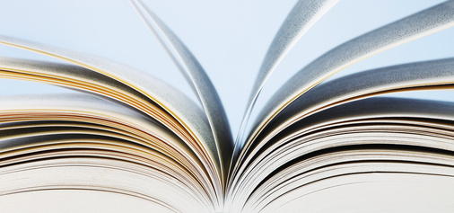 Book with Pages Fanned-copyright Janvier/Fotolia.com