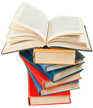 Book Stack-Multi-Colored-copyrighted image/Fotolia.com