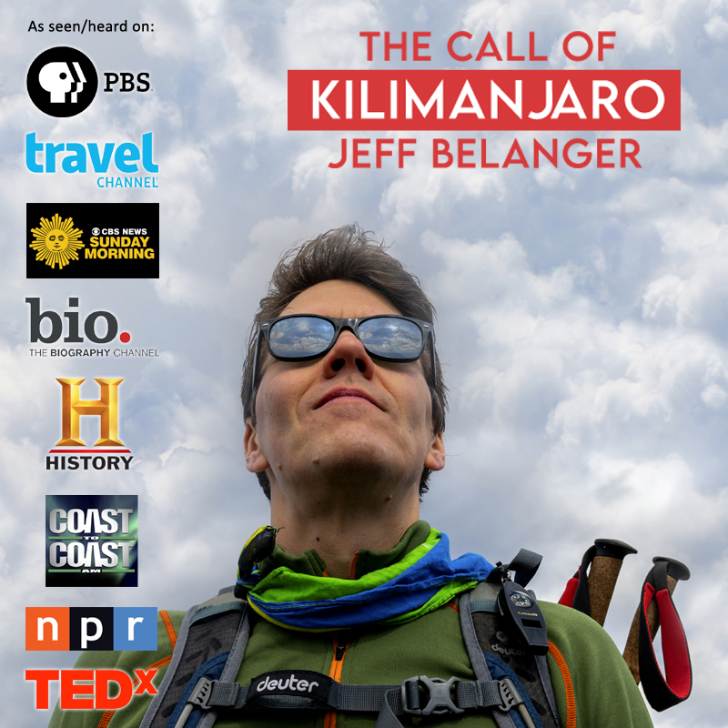 Call of Kilimanjaro-Belanger-appears with permission
