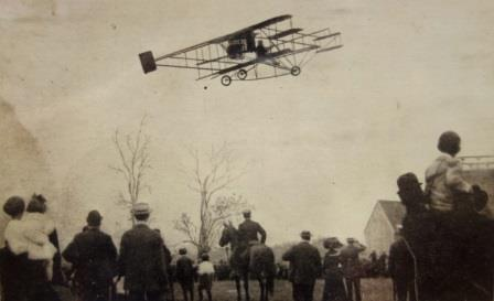 Charles Hamilton Flying Machine-Wikimedia Commons