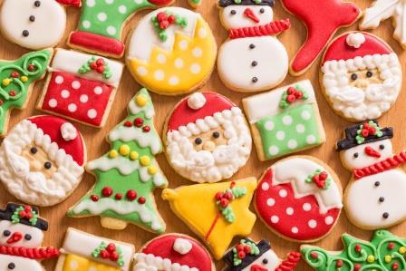 Christmas Cookies-copyrighted image
