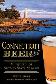 Connecticut Beer Book Cover