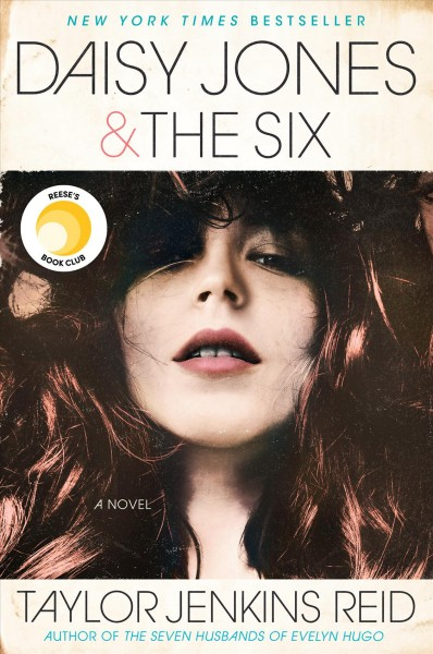 Daisy Jones & the Six Book Cover