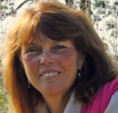Author and Master Gardener Judith Dreyer-photo used with permission