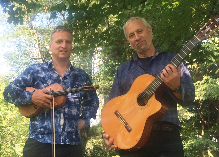 The Esperanto Duo-appears with permission