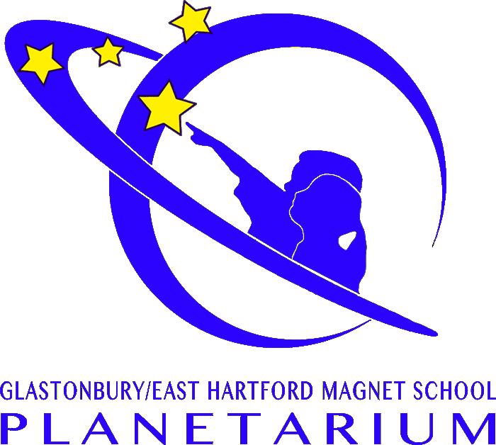 Glastonbury Planetarium Logo