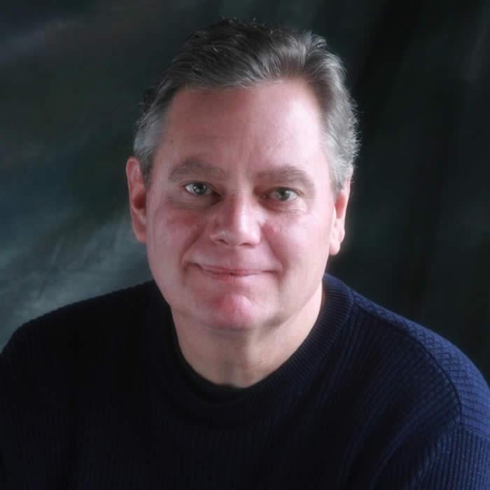 Author Mark Granato