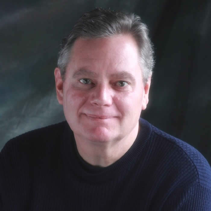 Author Mark Granato