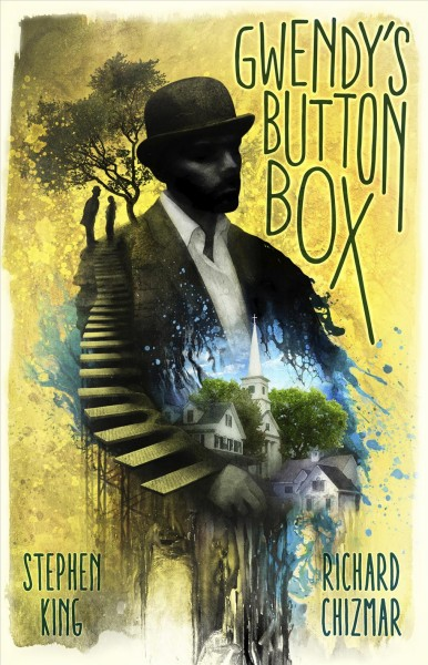 """Gwendy's Button Box"" Book Cover"
