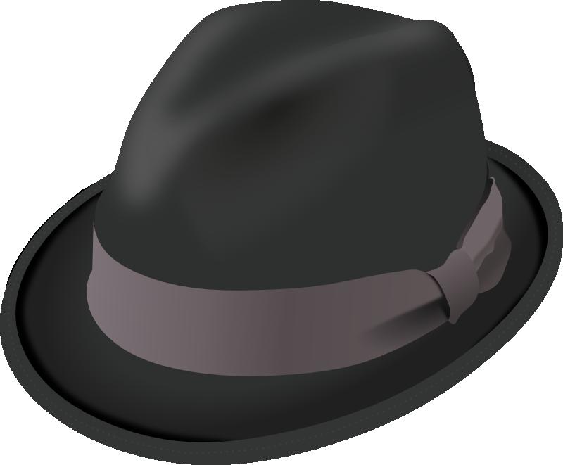 Men's Hat-Clipart Library
