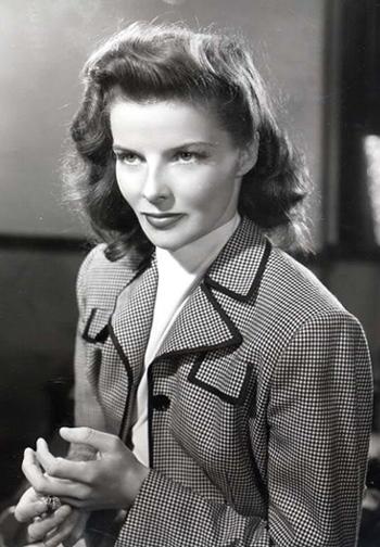 Katherine Hepburn-