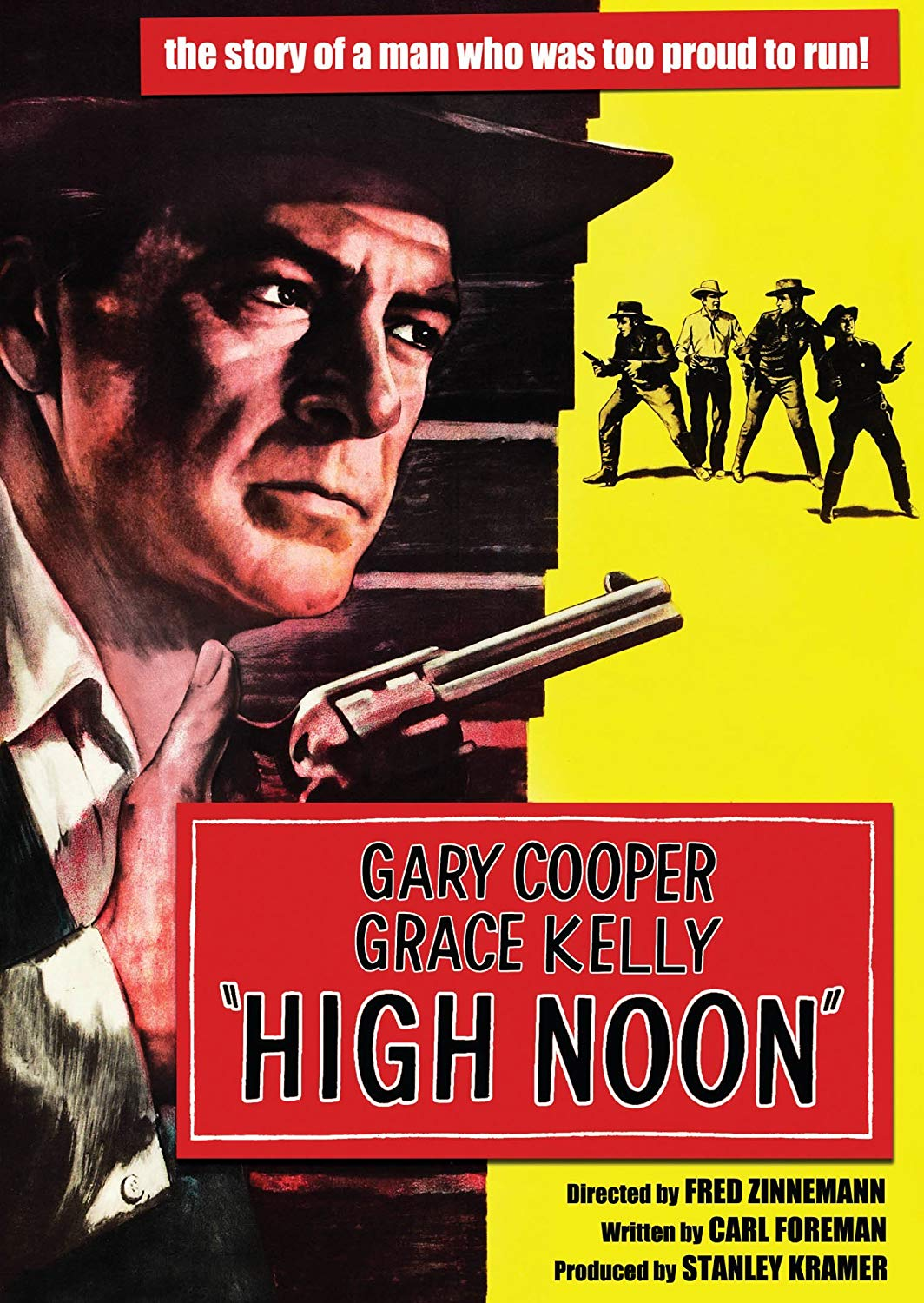 High Noon DVD Cover