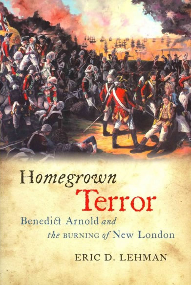 Homegrown Terror Book Cover