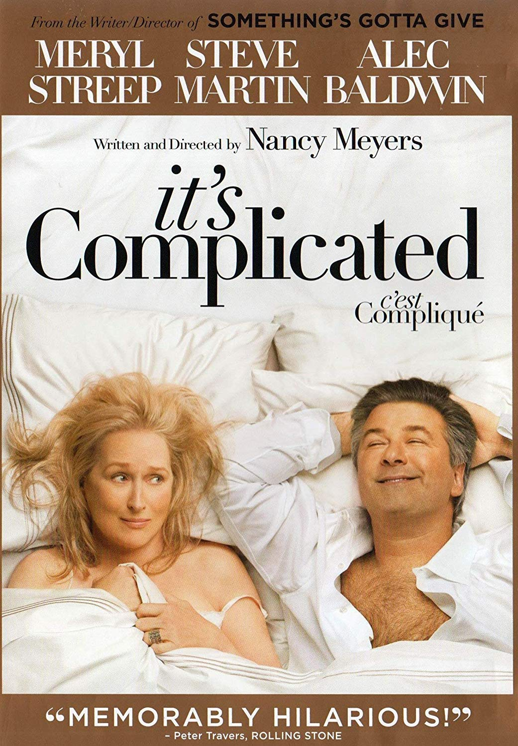It's Complicated DVD Cover