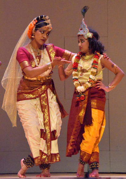 Kuchipudi-photo appears with permission