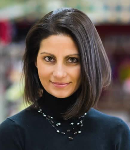 Nutritionist Nicole Larizza
