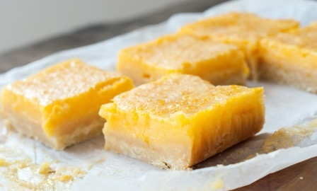 Lemon Bars-copyrighted image